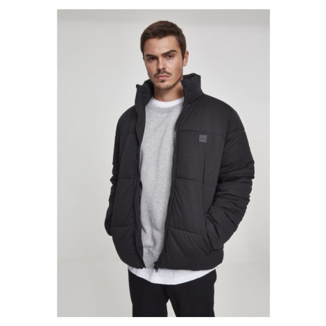 Boxy Puffer Jacket - black Urban Classics