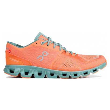 Boty On Running CLOUD X MAN oranžová