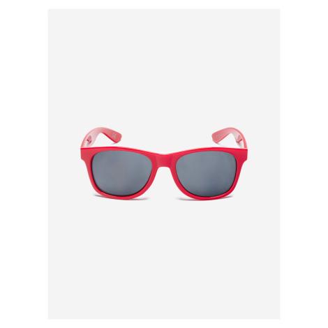 Brýle Vans Mn Spicoli 4 Shades Racing Red Červená