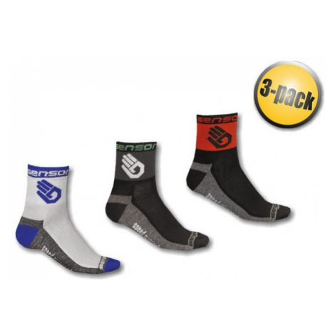 Ponožky SENSOR Race Lite Ruka 3-pack