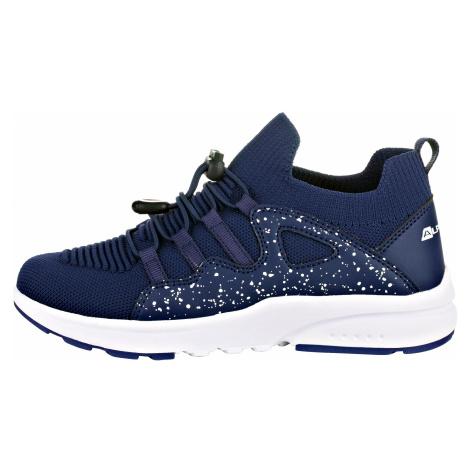 Dětská sportovní obuv Alpine Pro CLEMENSE - tmavě modrá