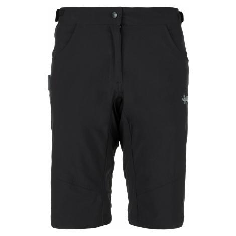 Dámské cyklistické kraťasy KILPI TRACKEE-W černá