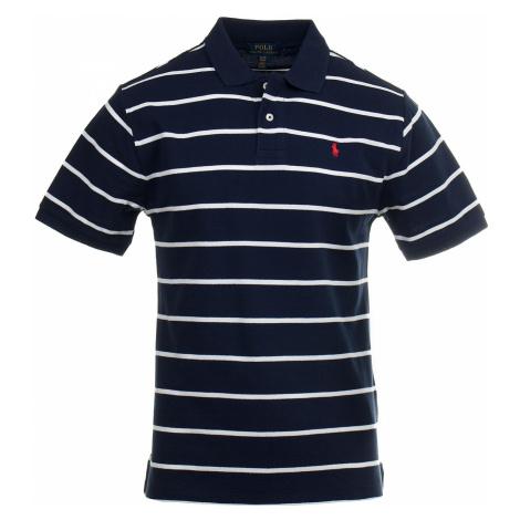 Ralph Lauren chlapecké polo tričko teeneger
