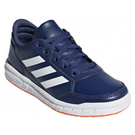 adidas ALTASPORT K tmavě modrá - Dětská volnočasová obuv
