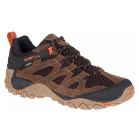 Merrell ALVERSTONE GTX hnědá - Pánské outdoorové boty