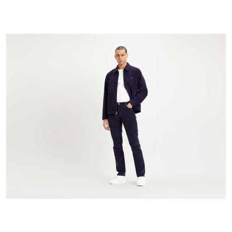 Manšestrové kalhoty Levi´s® 511 Slim Nigtwatch pánské tmavě modré