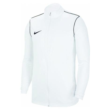 Mikina Nike Park 20 Knit Track Bílá / Černá