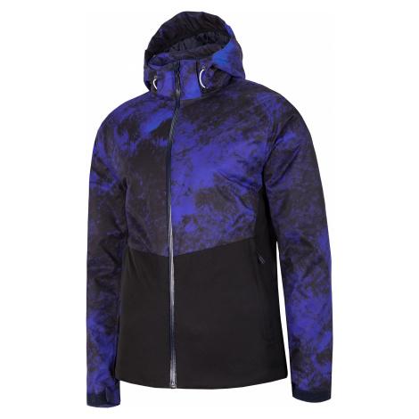 Pánská lyžařská bunda 4F KUMN005A Multikolor-modrá