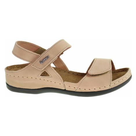 Dámské sandály Inblu 158D102 béžová