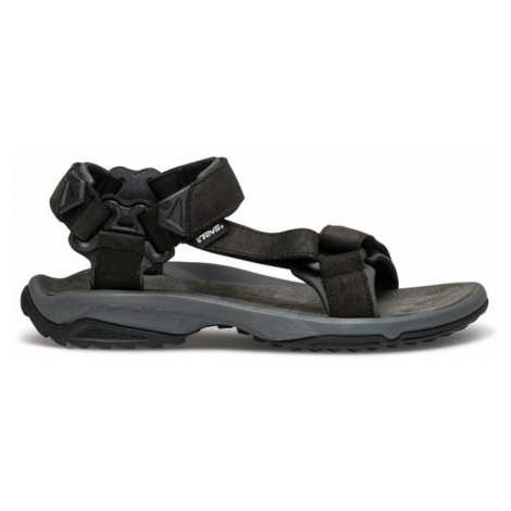 Teva Terra Fi Lite Leather M, černá Pánské sandále