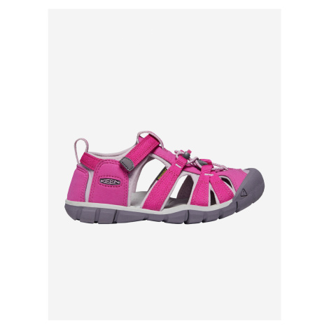 Sandály Keen Seacamp Ii Cnx Jr. Very Berry/Dawn Pink Us Růžová