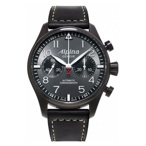"Alpina Startimer Pilot Automatic Chronograph ""Blackstar"" AL-860GB4FBS6"