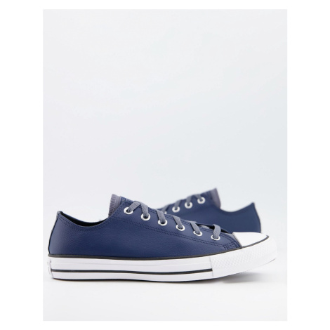 Converse Chuck Taylor All Star Ox Digital Terrain trainers in navy