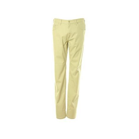 Kalhoty Pioneer Rando (Marc) pánské béžové