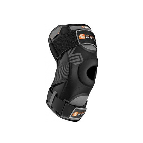 Shock Doctor Knee Support With Dual Hinges Black S