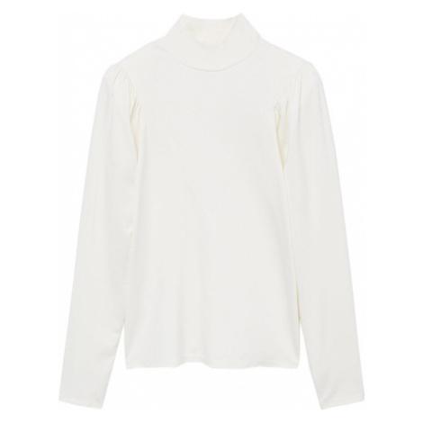 MANGO Tričko 'Belinda' bílá