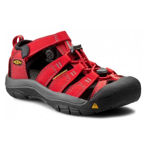 Sandály KEEN - Newport H2 1012318 Ribbon Red/Gargoyle