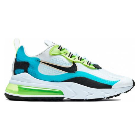 Nike Air Max 270 React Aqua Green bílé CT1265-300