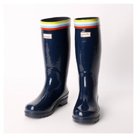 Blancheporte Gumové boty nám.modrá