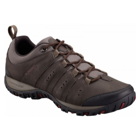 Columbia WOODBURN II hnědá - Pánská outdoorová obuv