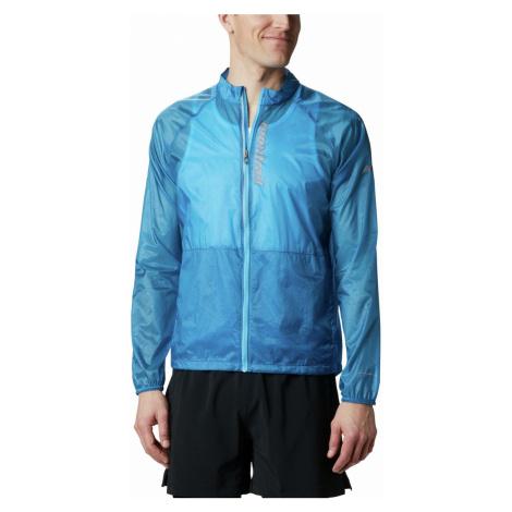 Bunda Columbia Montrail FKT™ Windbreaker Jacket - modrá