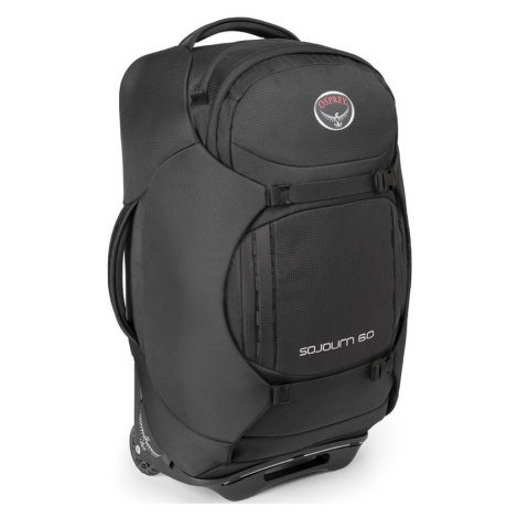 Batoh/Taška na kolečkách Osprey Sojourn 60 II Barva: černá