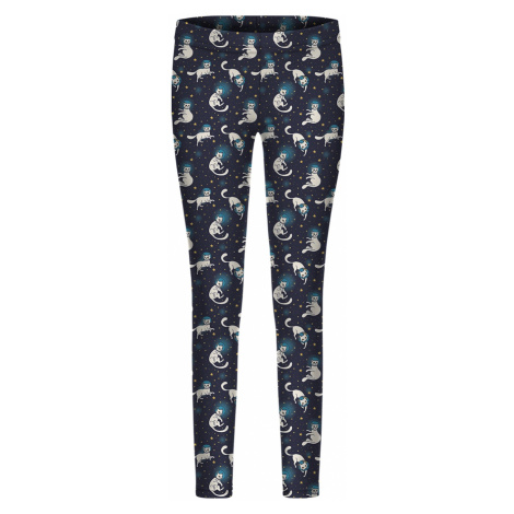 Mr. GUGU & Miss GO Girl's Leggings KL1202 Navy Blue Mr. Gugu & Miss Go