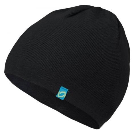 Lewro ALKAZAM černá - Chlapecká čepice