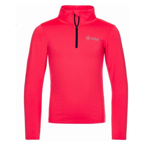 Dětské funkční tričko KILPI WILKE-J růžová