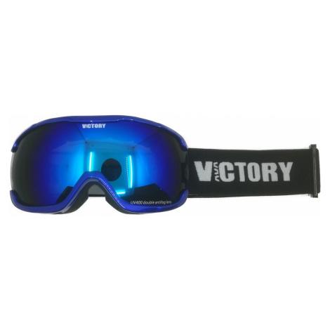 Dětské lyžařské brýle Victory SPV 642 modrá