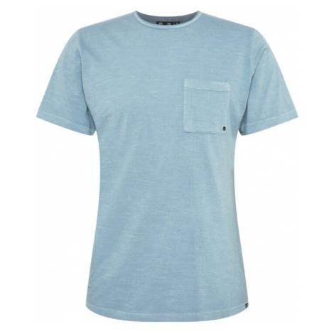 Hailys Men Tričko 'Nelson' kouřově modrá Haily´s