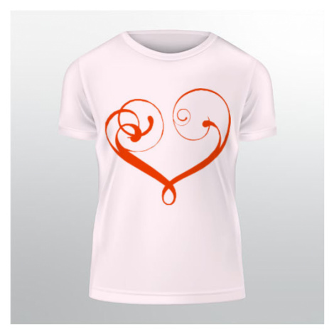 Pánské tričko Classic Heavy In love