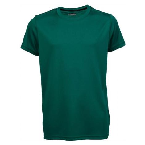 Kensis REDUS zelená - Chlapecké sportovní triko