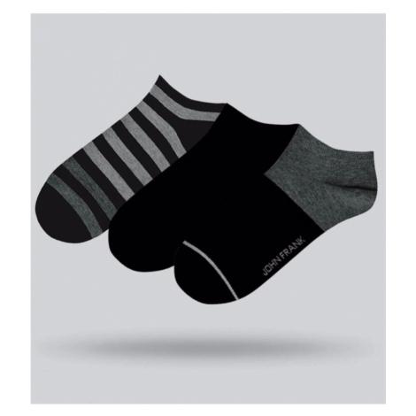 Pánské ponožky John Frank JF3SS20S11