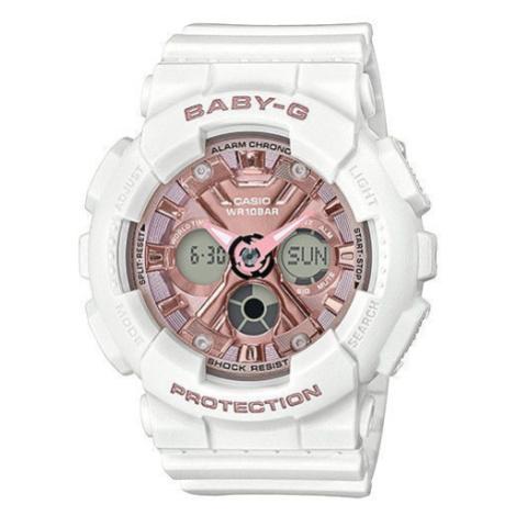 Casio Baby-G BA 130-7A1ER bílé