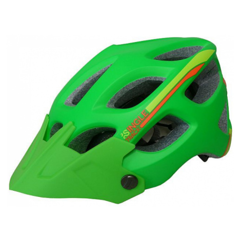 Cyklistická helma Haven Singletrail zelená