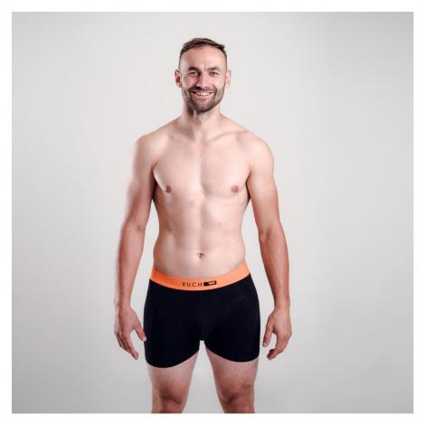 Men's boxers Vuch black (Bale)