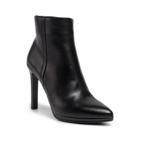 Kotníkové boty Lasocki 70444-16 Přírodní kůže (useň) - Lícová