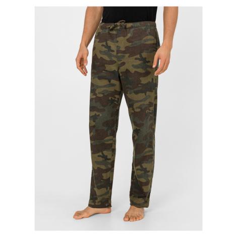 Kalhoty na spaní GAP Zelená