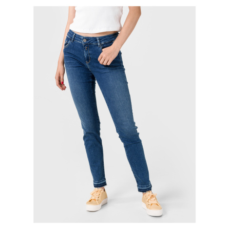 Faaby Jeans Replay Modrá