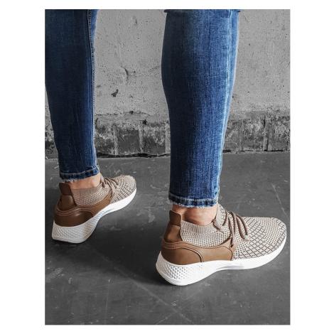 Men's navy blue shoes ZX0163 DStreet