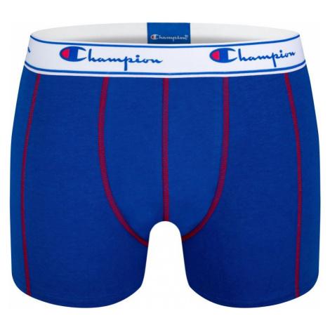 TRENKY CHAMPION 2-Pack Boxer - modrá