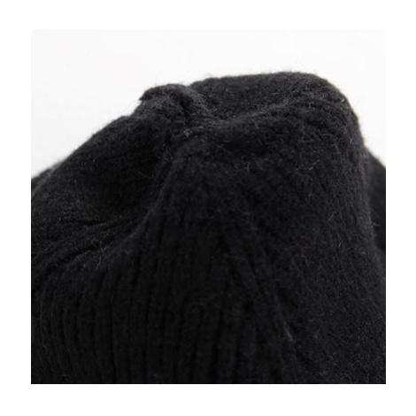 Zimní čepice Alpine Pro EDURNE - černá