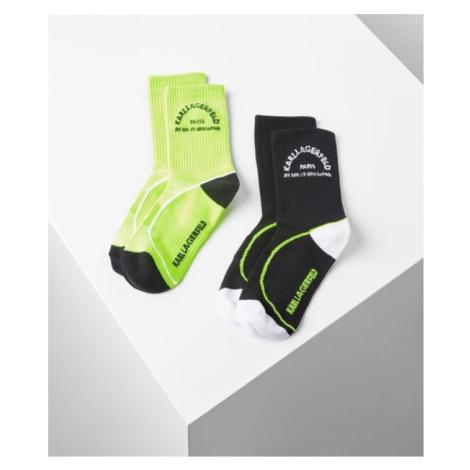 Ponožky Karl Lagerfeld Rue St Guillaume Ankle Socks - Různobarevná