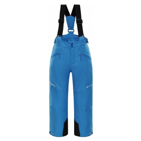 Dětské kalhoty Alpine Pro ANIKO 2 - modrá