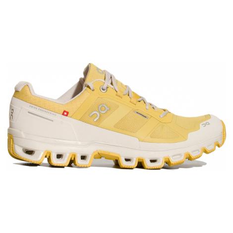 Boty On Running CLOUDVENTURE WATERPROOF WOMAN Żółty