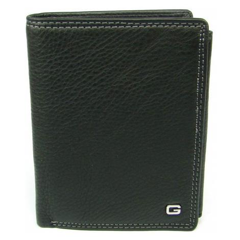 Černá peněženka pánská GREGORIO