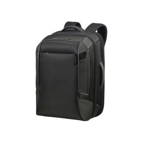 "SAMSONITE Batoh na notebook 17,3"" X-Rise Expander Black, 34 x 23 x 46 (106391/1041)"