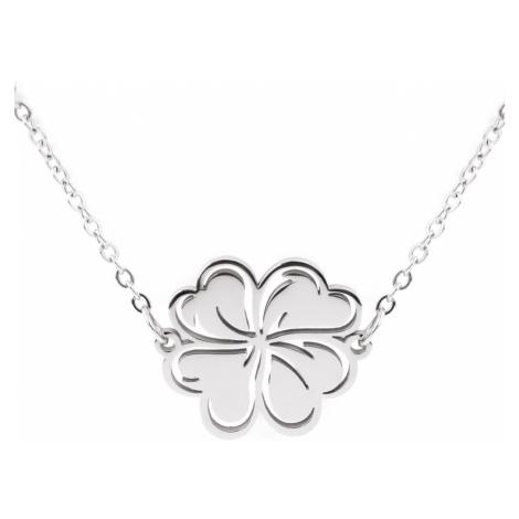 Vuch stříbrné náhrdelník Lucky Silver