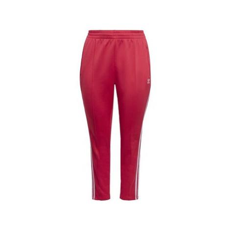 Adidas Sportovní kalhoty Primeblue SST (Plus Size) Růžová